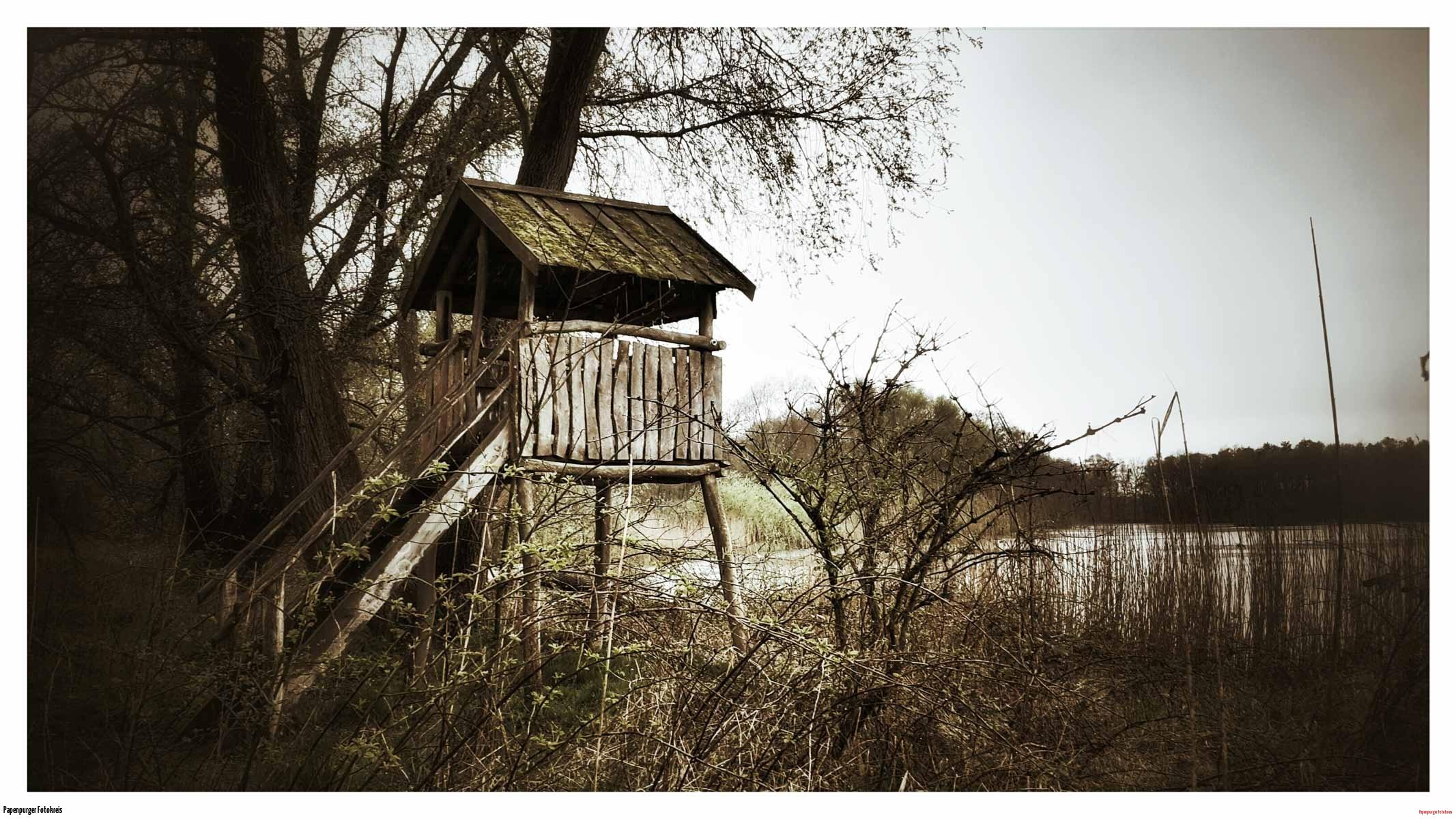 joschu-Beobachtungspunkt am Kirchteich